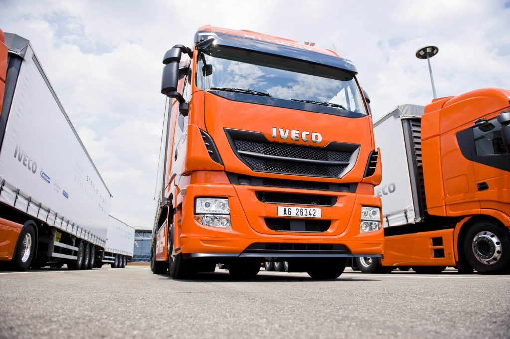 Iveco garage jacquemin for Garage iveco limoges